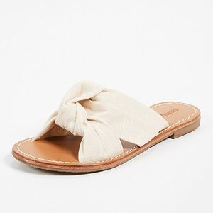 Soludos knotted sandal